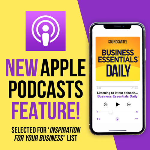 New Apples Podcasts Feature