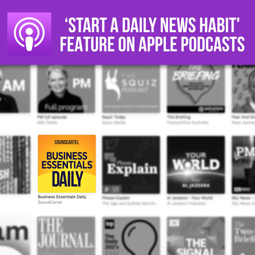 Start A News Habit Daily Feature on Apple Podcasts